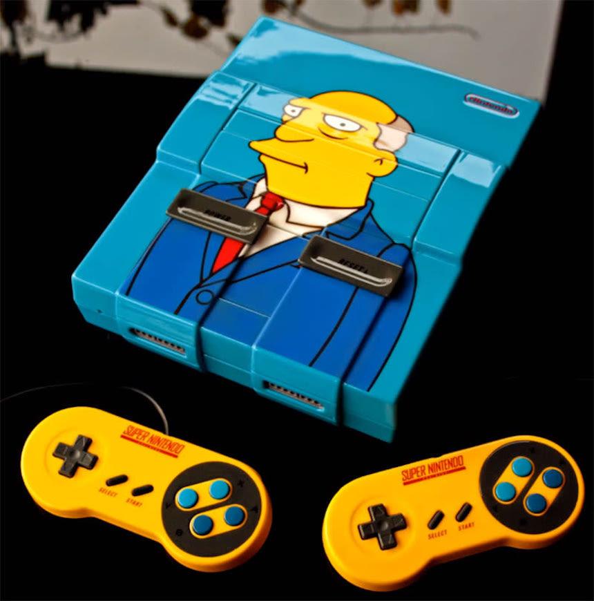 El gran Super Nintendo Chalmers