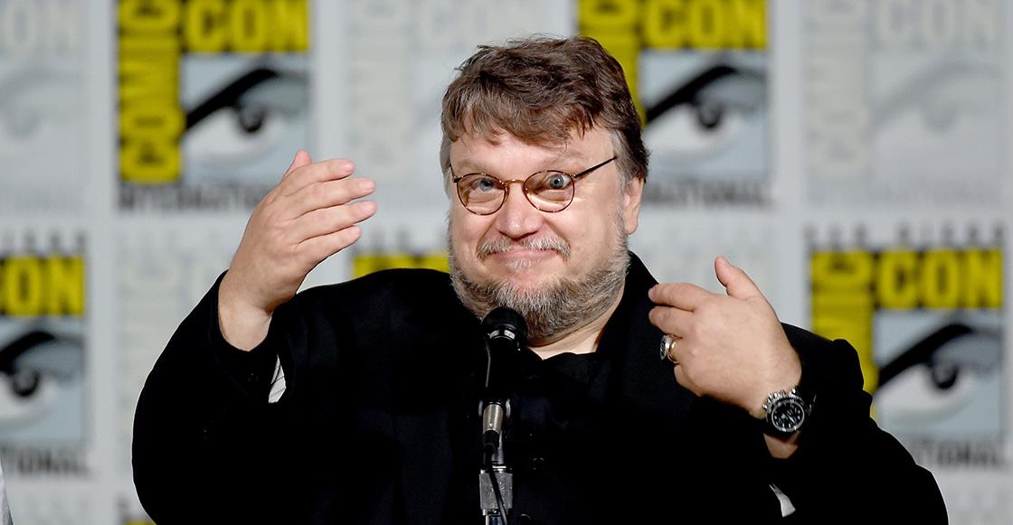 ¡Mucho amor! Guillermo del Toro ayudó a uno de sus fanáticos con un donativo