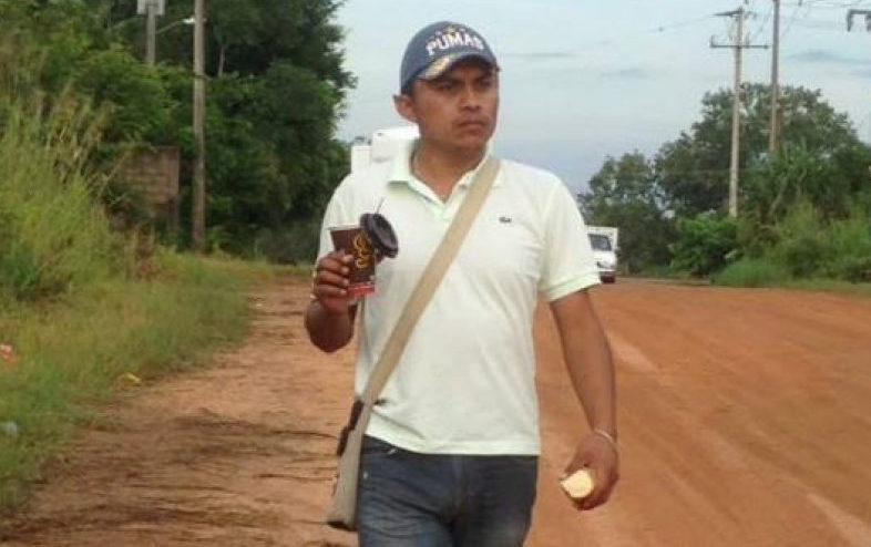 Gumaro Pérez Aguilando, periodista asesinado en Veracruz