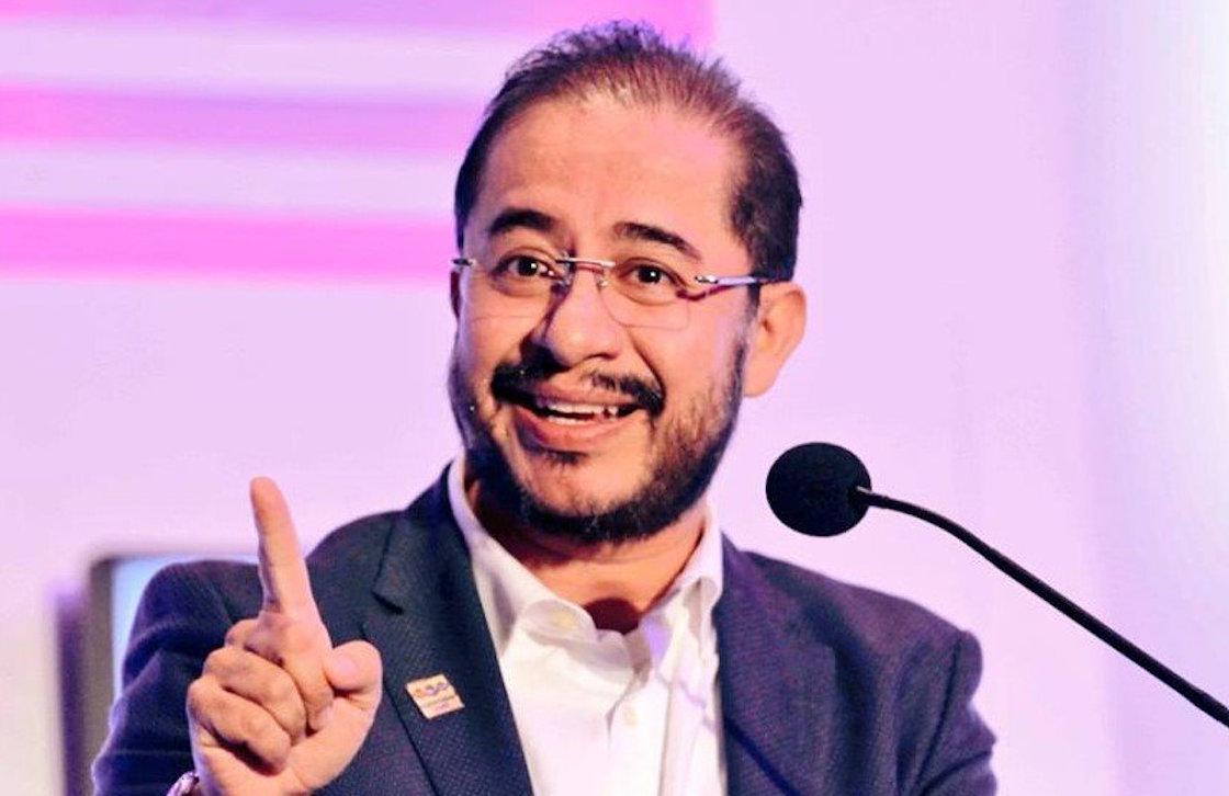 Hugo Eric Flores, dirigente nacional de Encuentro Social