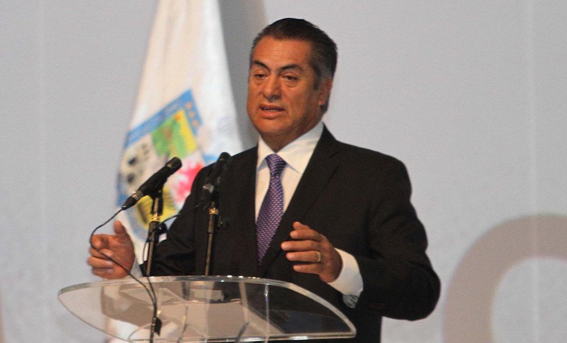 """Jaime Rodríguez Calderón """"El Bronco"""" puso a su gabinete a recolectar firmas"""