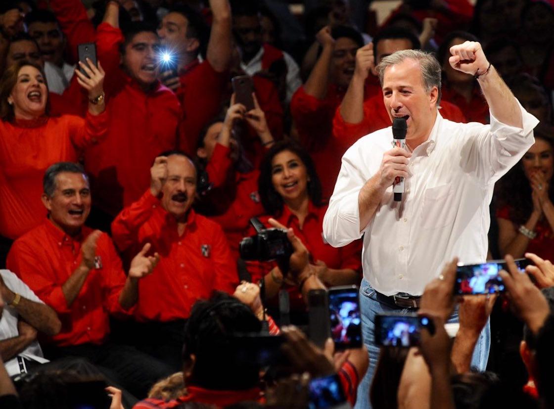 José Antonio Meade Kuribreña, precandidato presidencial del PRI