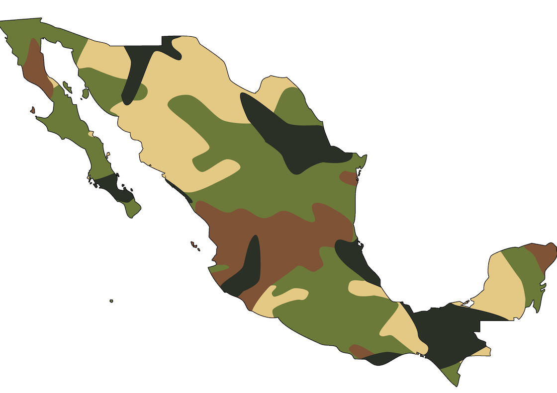 Senadores aprueban en lo general la Ley de Seguridad Interior, misma que militarizaría el país