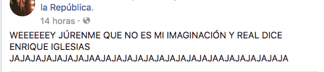 Confunden a Enrique Peña Nieto y a Enrique Iglesias