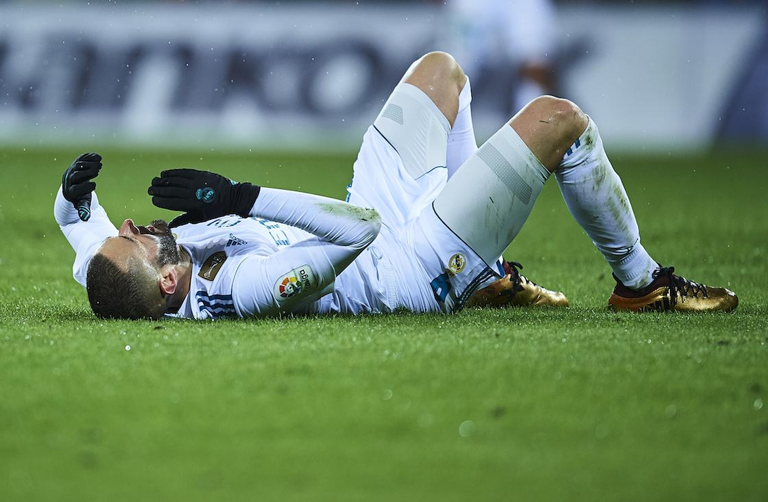 5 jugadores que ya sobran en el Real Madrid