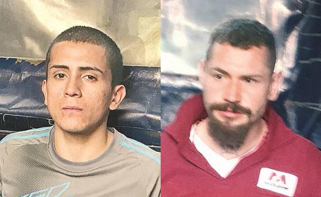 Alan Ricardo Valdez Junco o Alan Valdez Hernández, y Rafael Antonio Ledesma Piñeira, culpables del delito de robo agravado