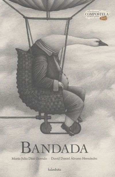 Bandada premio Santiago de Compostela