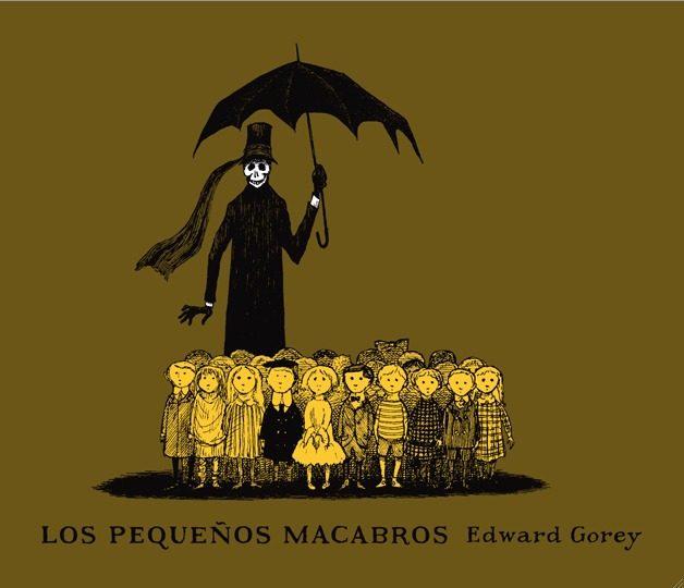 Los pequeños macabros de Edward Gorey