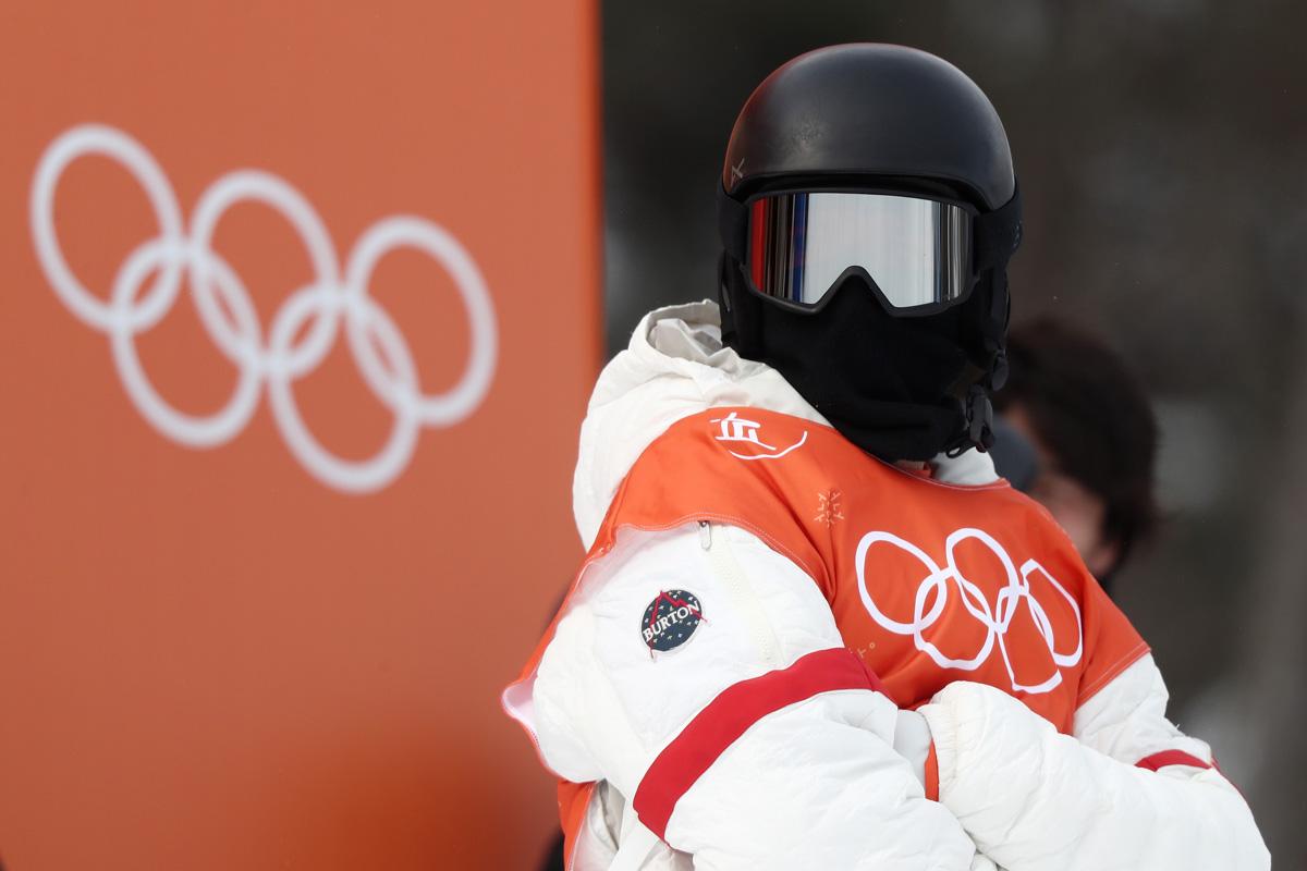 Atletas Rusos Pyeongchang