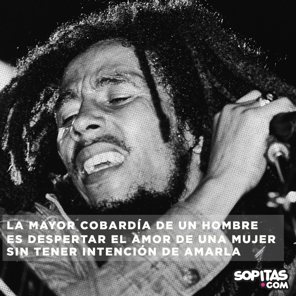 14 Sabias Frases De Bob Marley Para Recordar Que Todo Estará