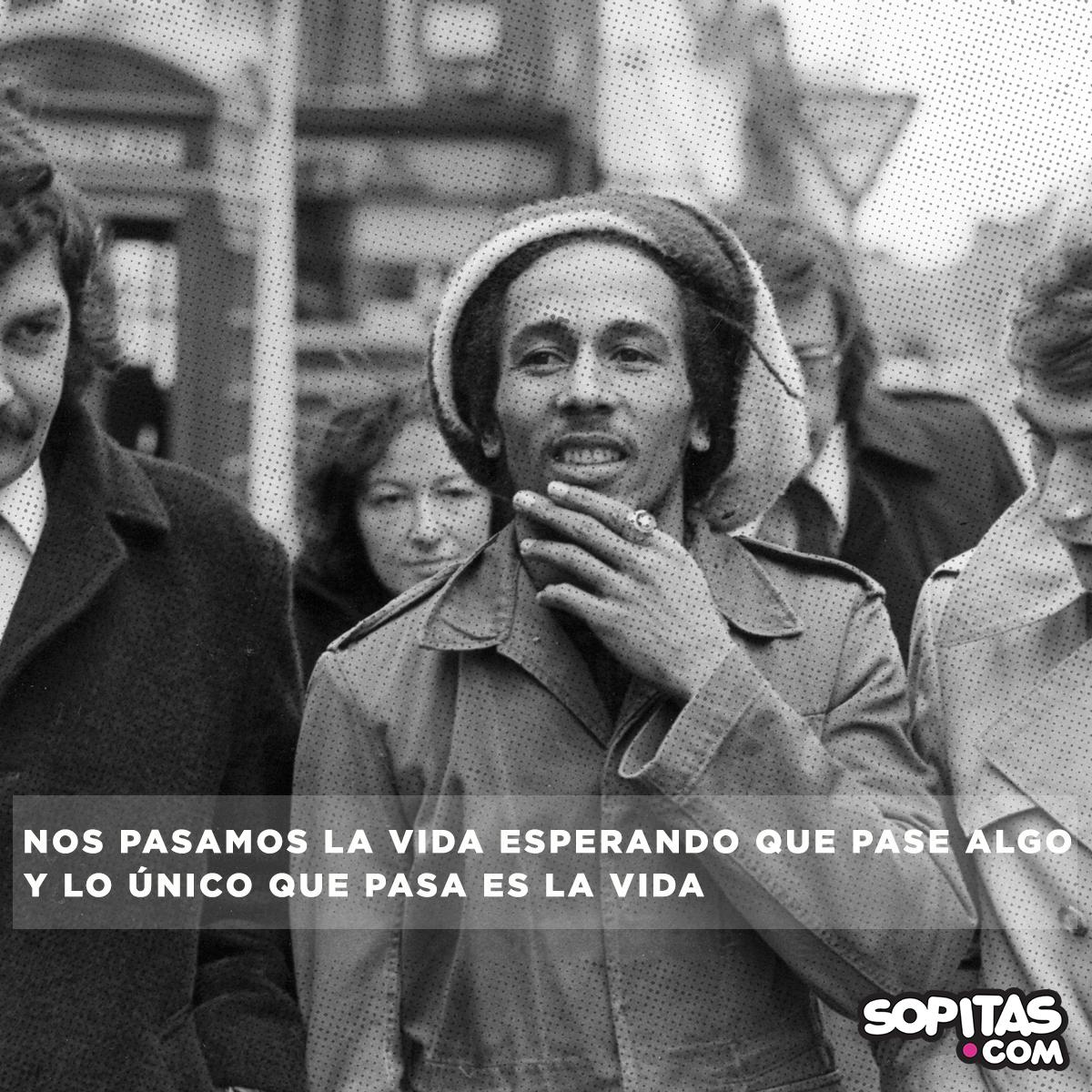 14 Frases De Bob Marley Para Celebrar Su Cumpleaños 73