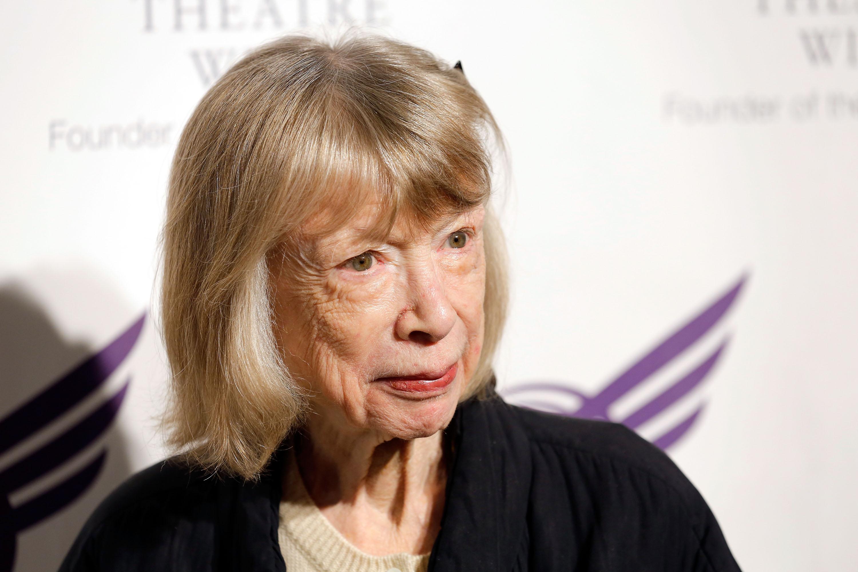 Joan Didion, escritora norteamericana