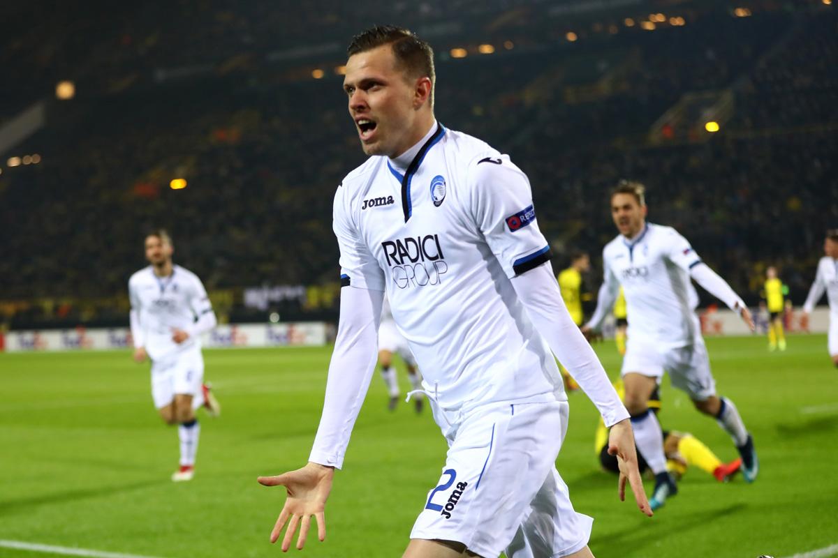 Goles Europa League