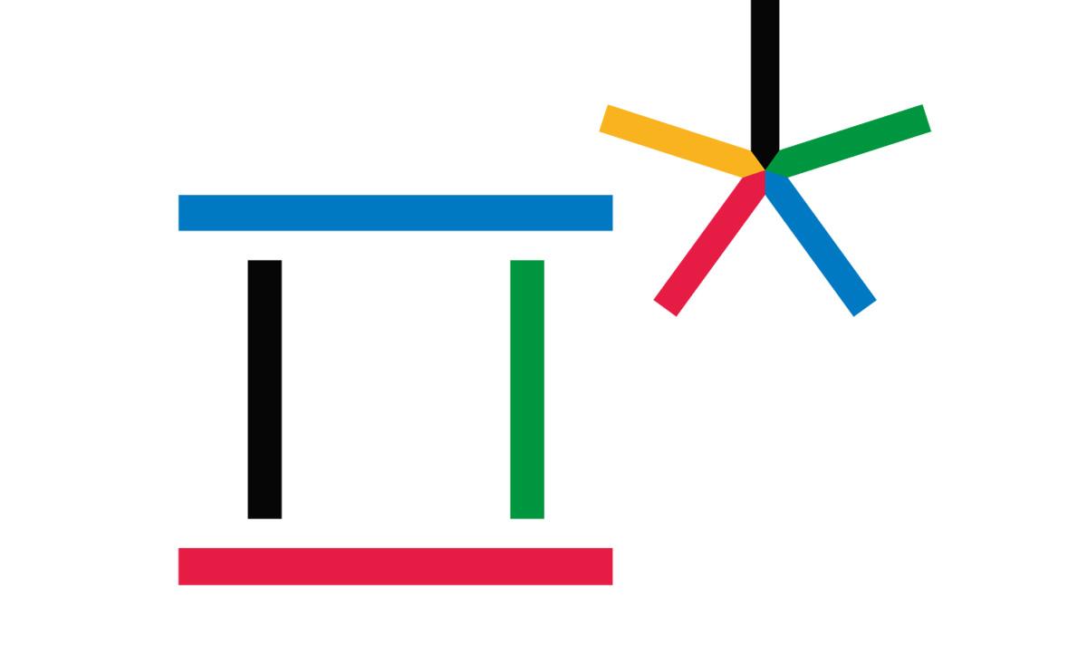 Emblema Olímpico de Pyeong Chang 2018