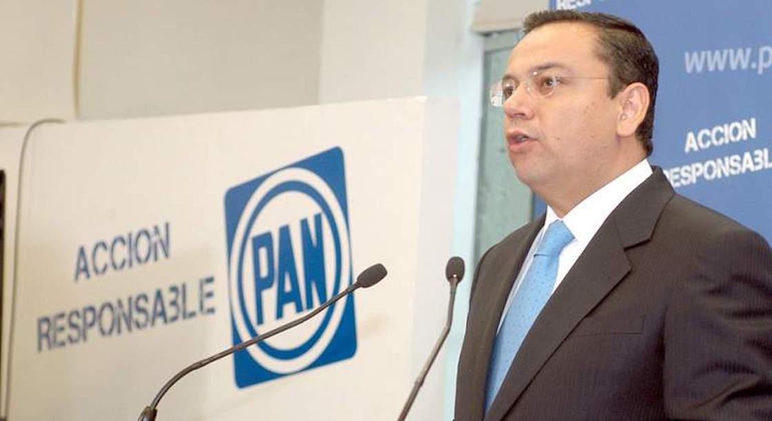 Germán Martínez Cázares, exdirigente nacional del PAN
