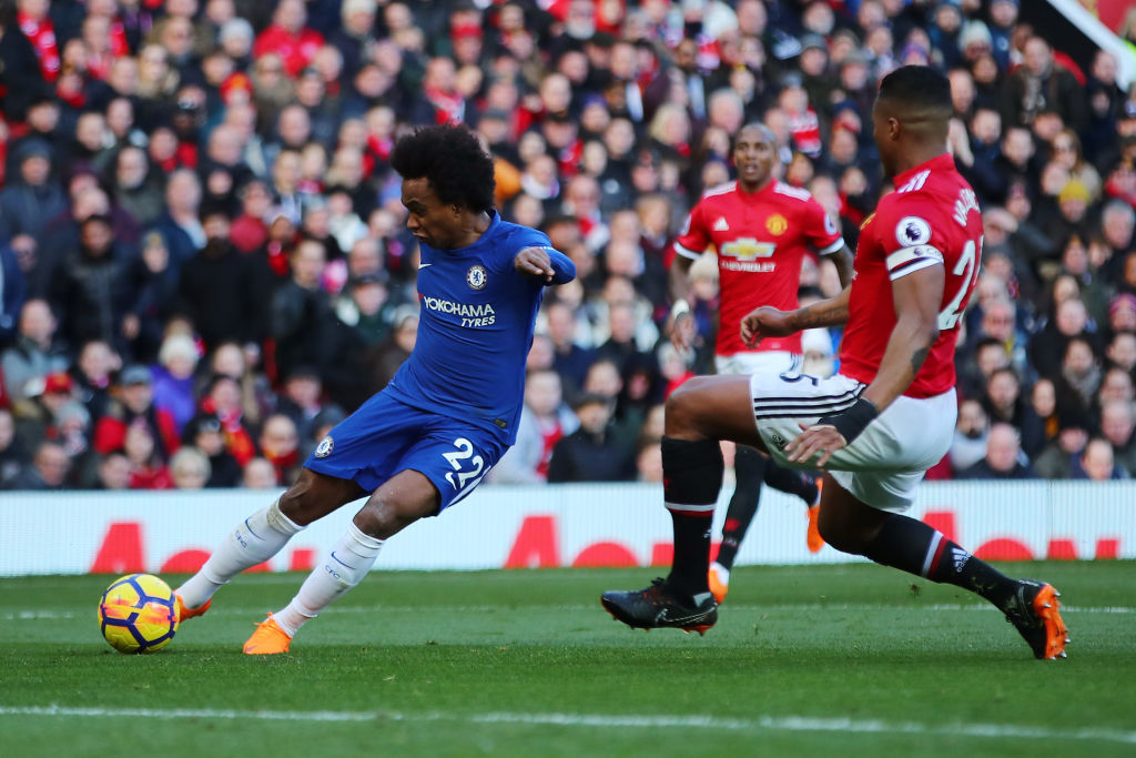 U00a1Mourinho Sonr U00ede El Manchester United Se Sacudi U00f3 El