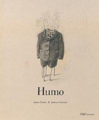 Humo, libro de Anton Fortes