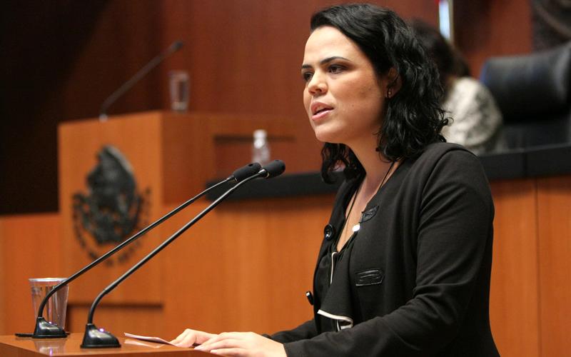 Senadora Mariana Gómez del Campo