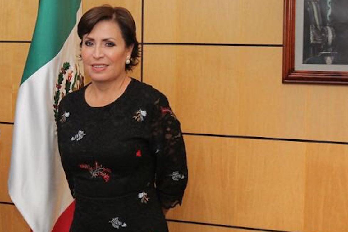 Rosario Robles Berlanga, titular de la Sedatu