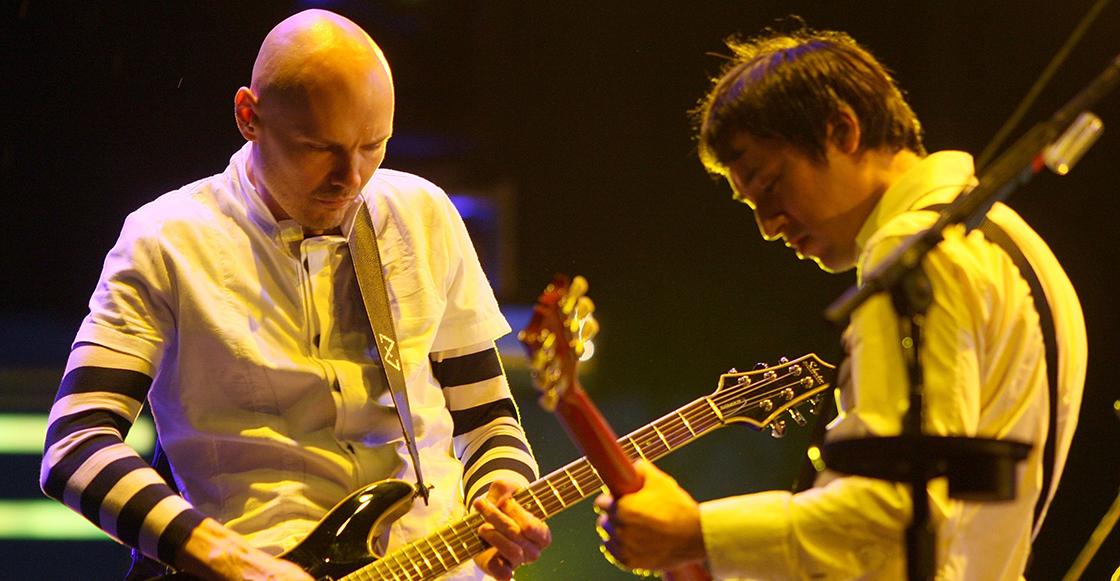 Tras casi 20 años los Smashing Pumpkins anuncia gira con alineación original, ¿será que vendrán al CC18?