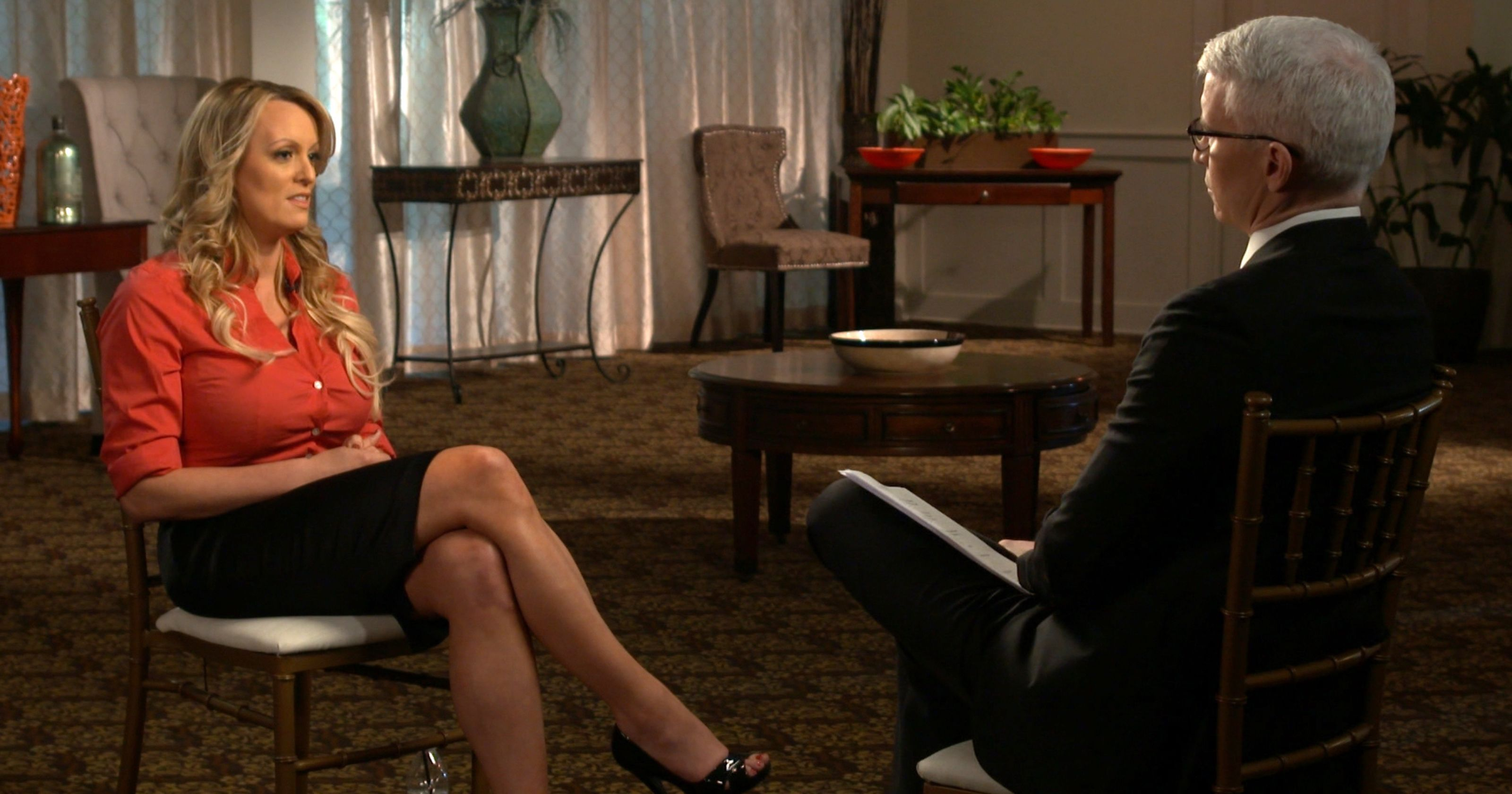 60 Minutes, entrevista con Stormy Daniels
