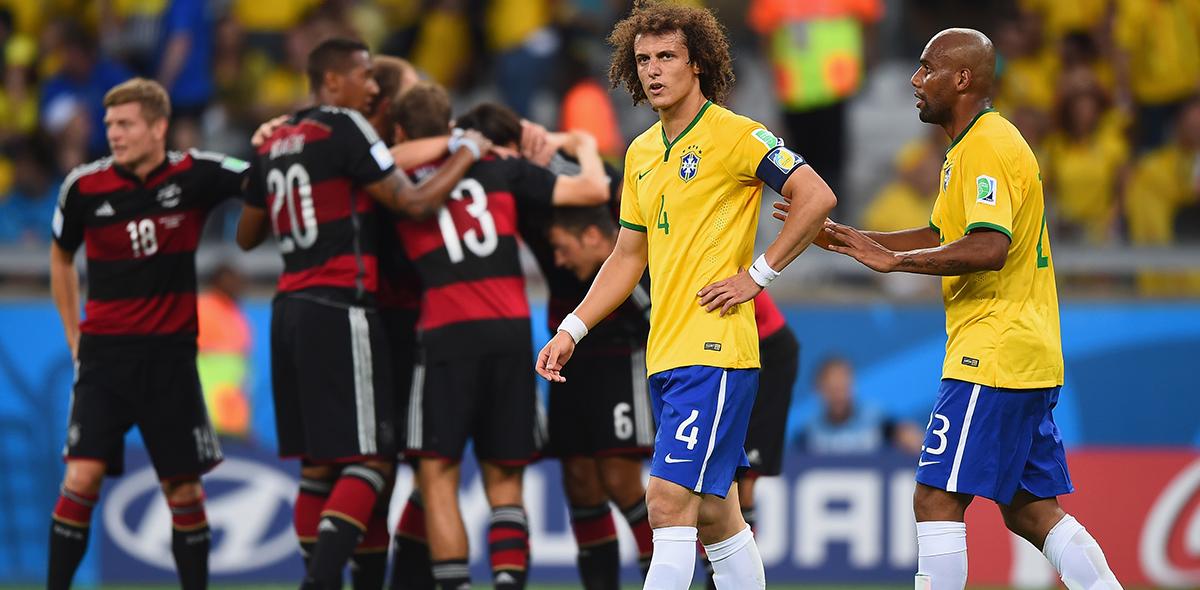 Alemania 7-1 Brasil