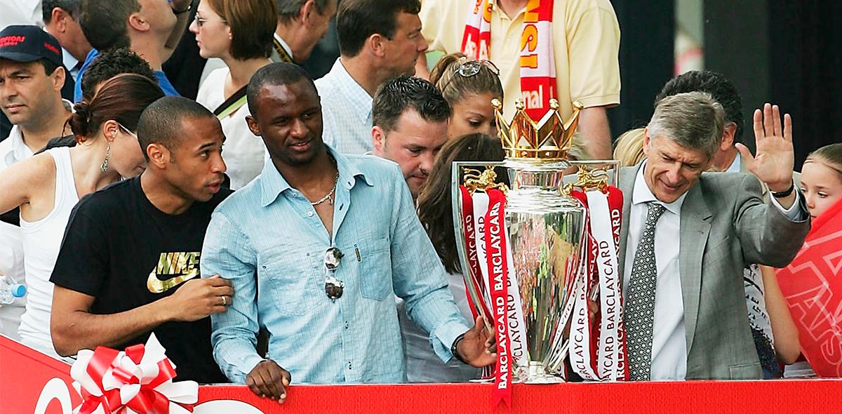 Arsenal campeón BPL