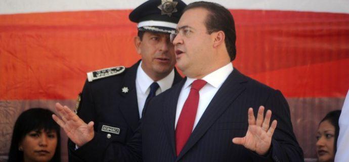 Arturo Bermudez Zurita, exsecretario de Seguridad Pública de Veracruz
