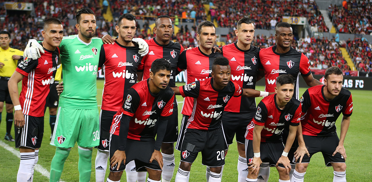 Atlas último del Clausura 2018