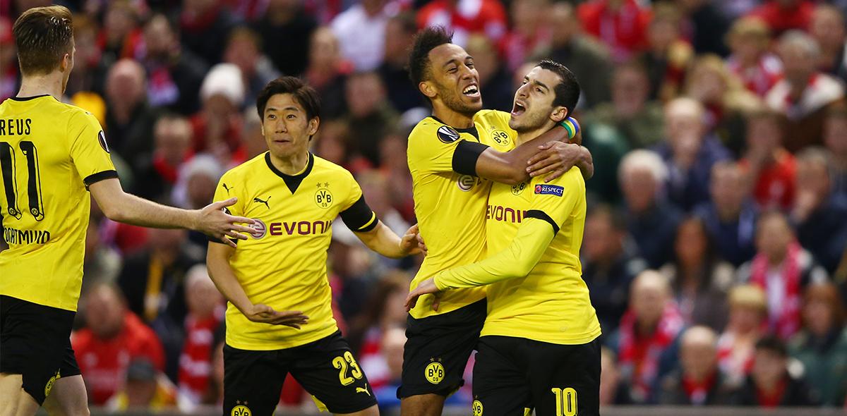Fichajes Dortmund Zorc