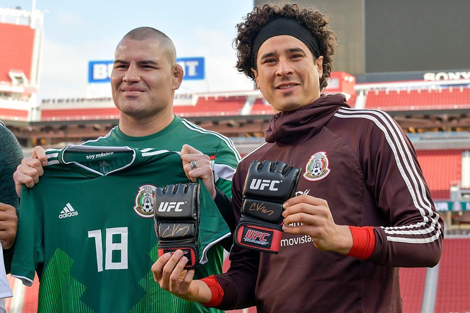 Caín-Velásquez-UFC-Memo-Ochoa-Selección-Mexicana