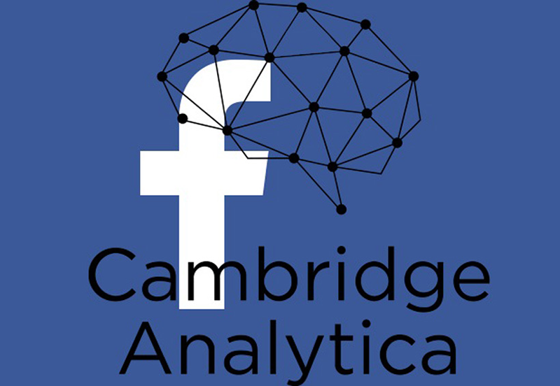 logos cambridge analiticay facebook