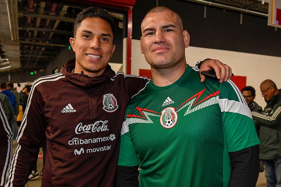 Carlos-Salcedo-Selección-Mexicana-Caín-Velásquez-UFC