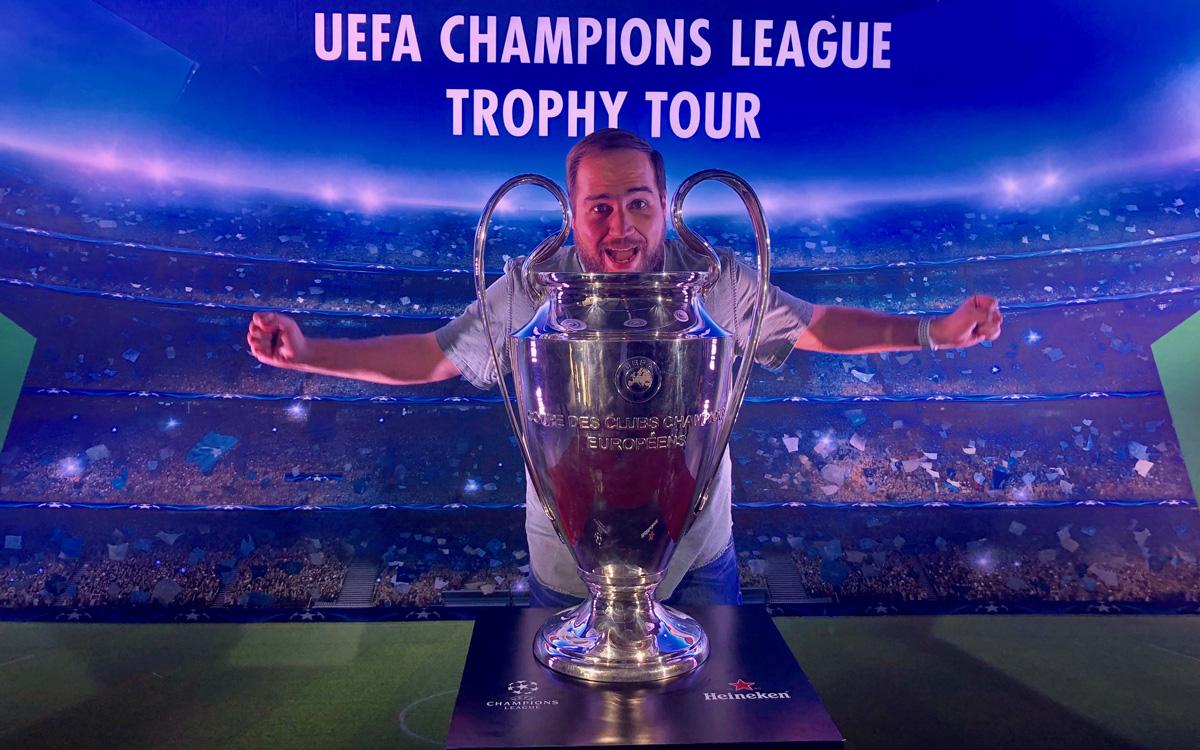 Tour del Trofeo de la Champions League
