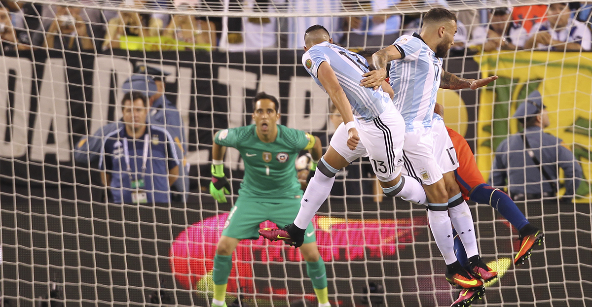 Copa América Argentina Chile