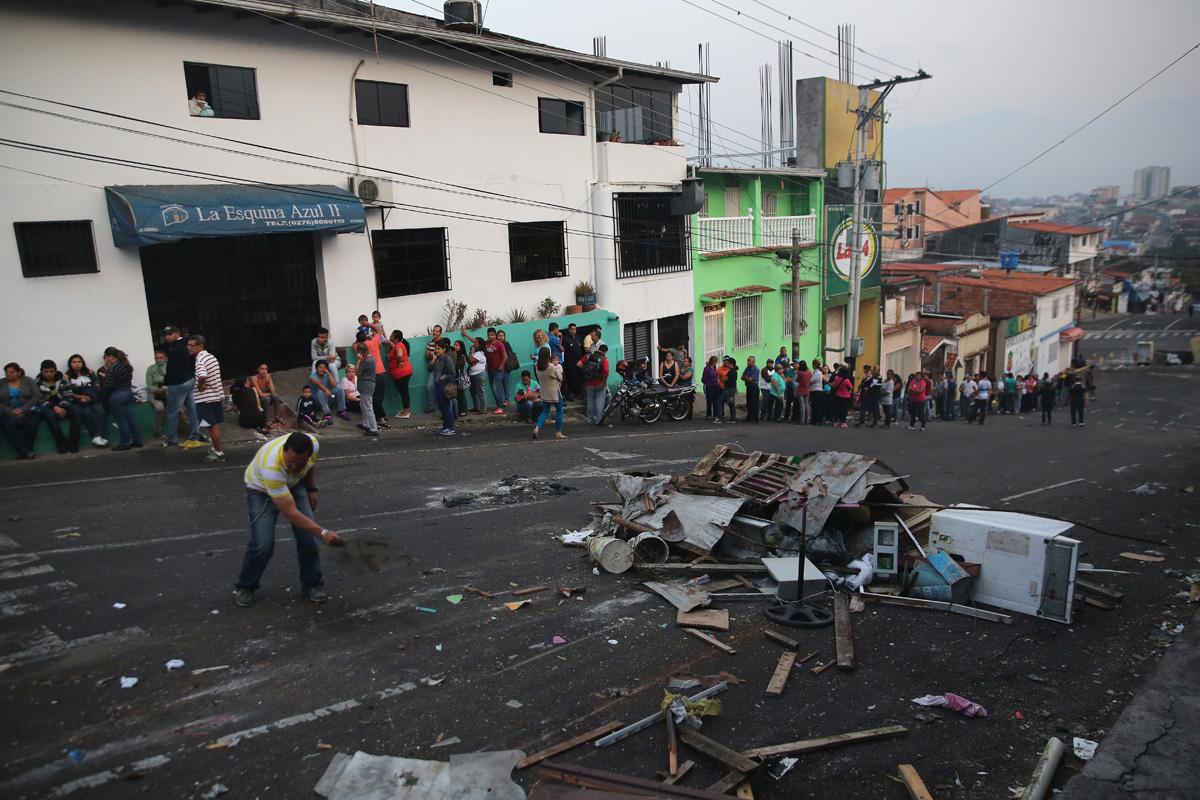 Crisis en Venezuela el país menos feliz del mundo para vivir la ONU