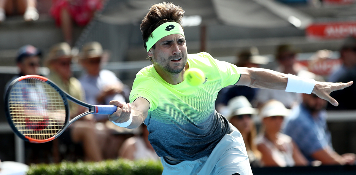 David Ferrera jugará Copa Davis