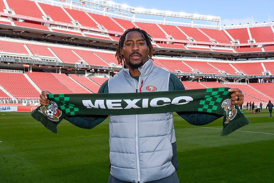 Eli-Harold-San-Francisco-49ers-NFL-Selección-Mexicana