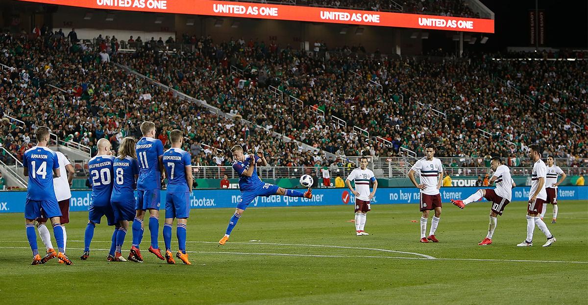 México-Islandia Fecha FIFA
