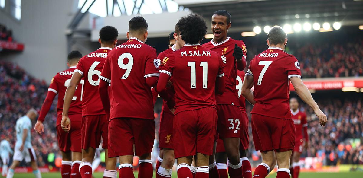 Goles de Mohamed Salah