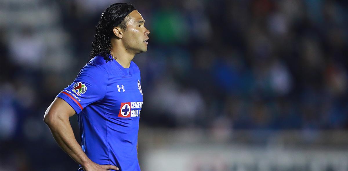 Gullit Peña Cruz Azul