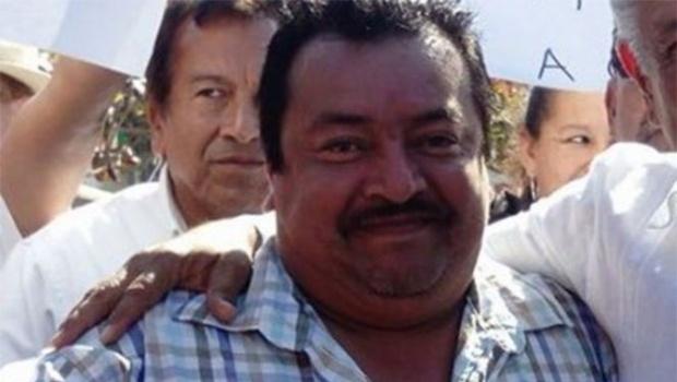 Leobardo Vázquez Atzin, periodista asesinado en Veracruz