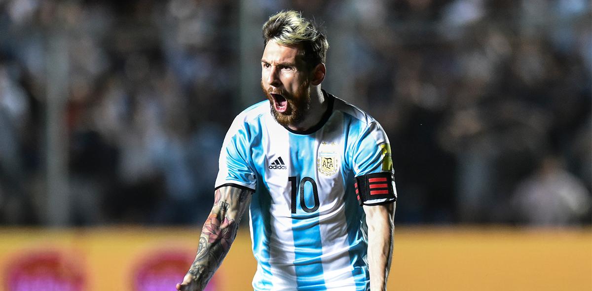 Messi enfrentará a España