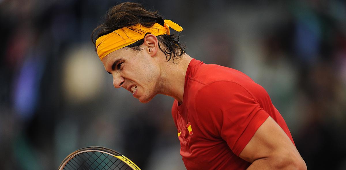 Nadal Copa Davis 2006