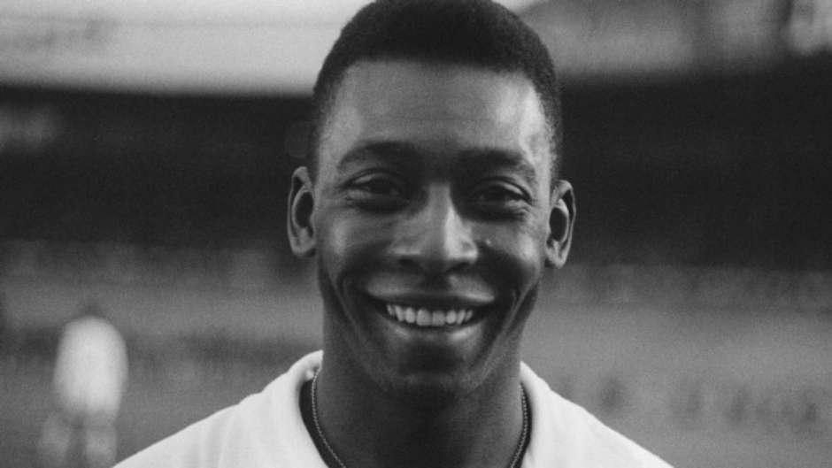 Pelé debut