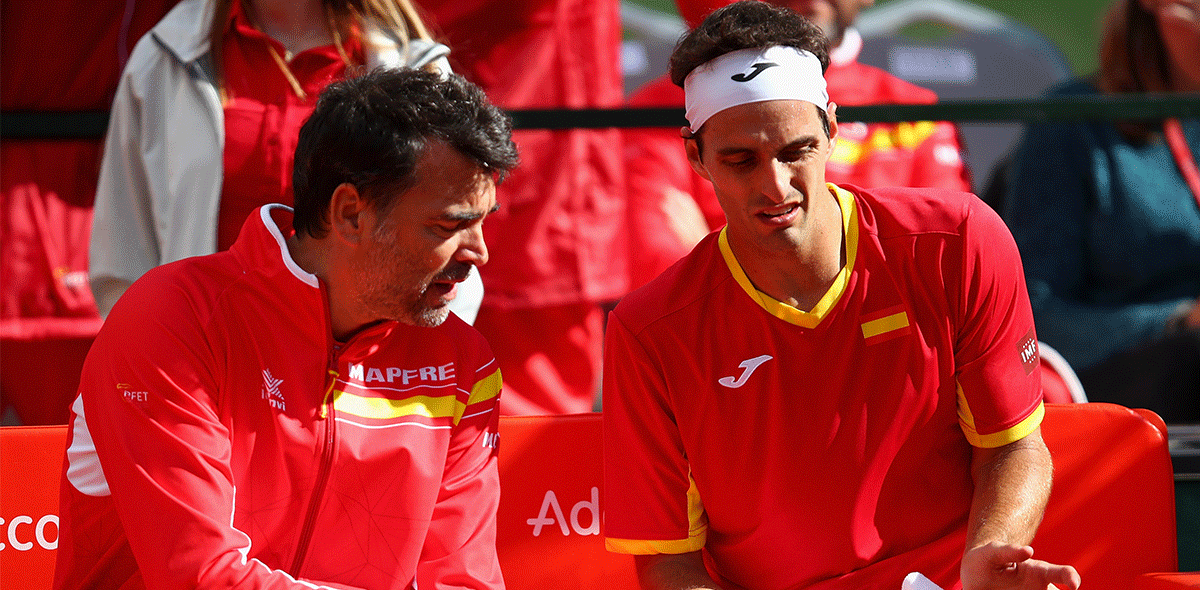 Sergi Brugera Copa Davis