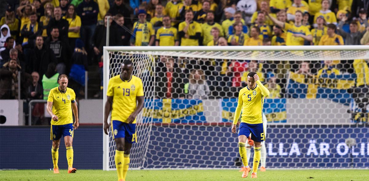 Suecia contra Chile
