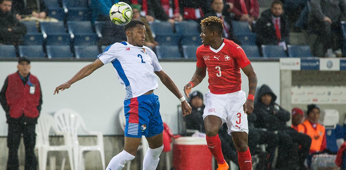 Suiza goleó a Panamá