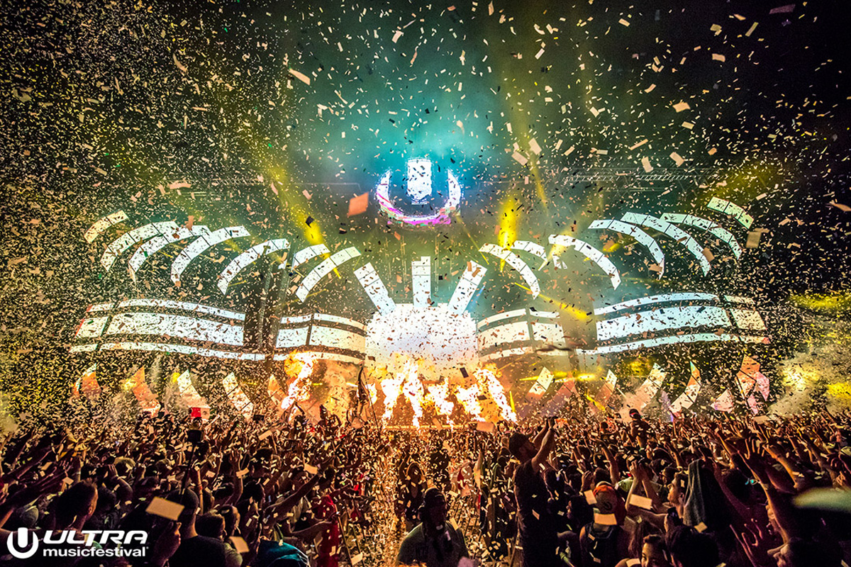 Swedish House Mafia reunion en el Ultra Fest de Miami