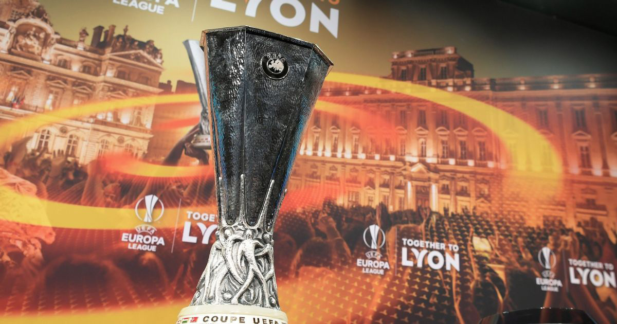 Trofeo de la Europa League Final 2018
